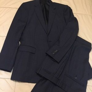 Theory Mens Suit Brand New